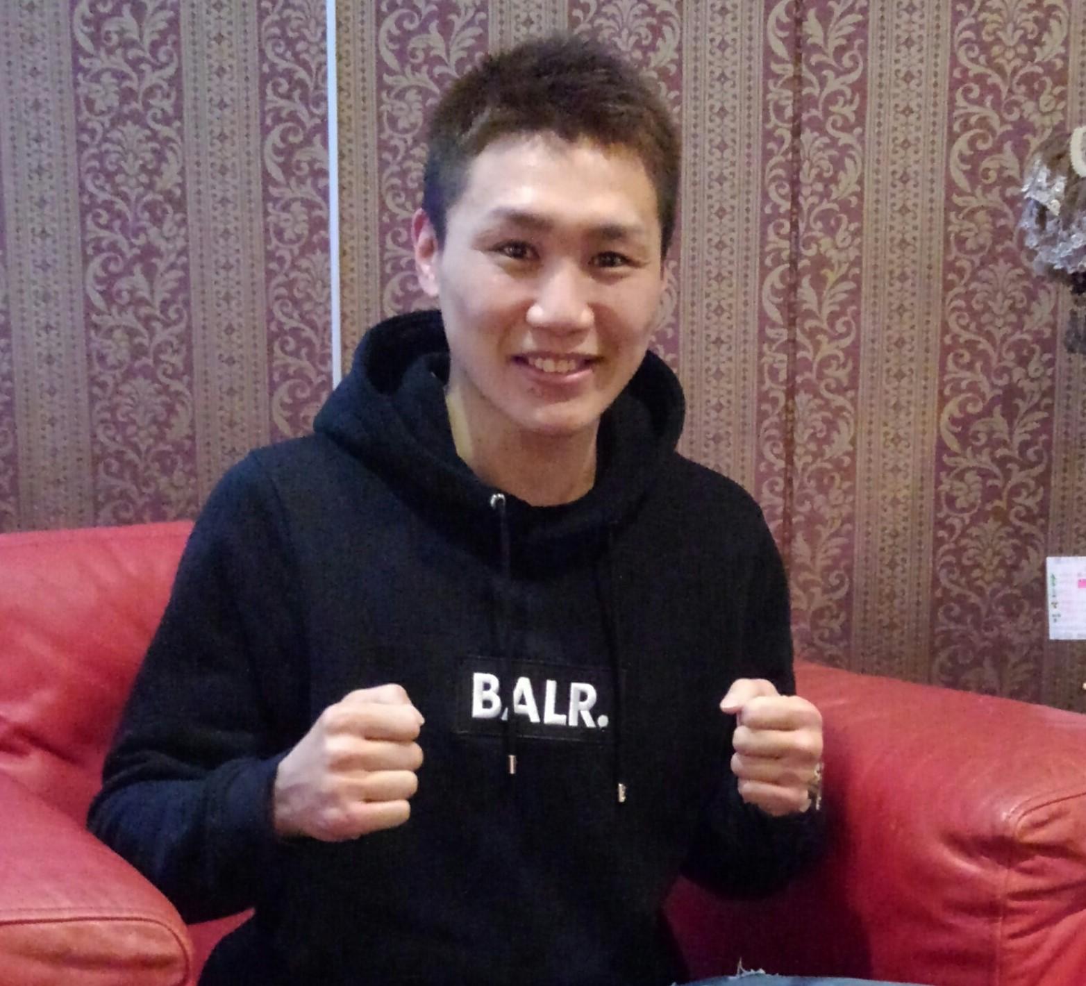 IBF世界S.バンタム級チャンピオン 東京都在住 小國様