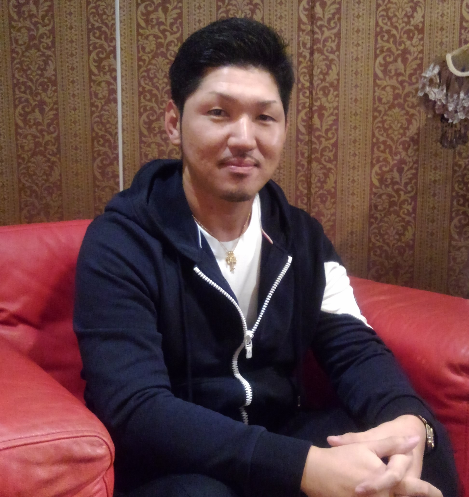 大誠工業専務取締役 青森県在住 清宮様
